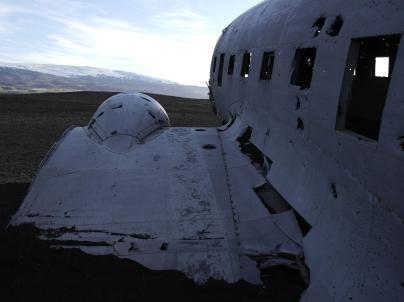 Broken plane