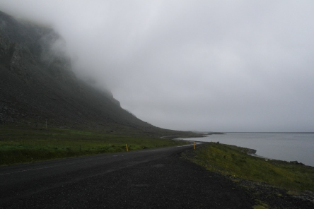 Road to Akureyri