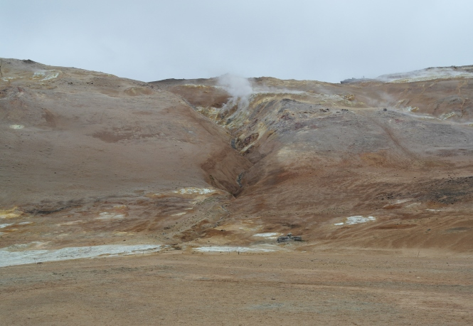 Myvatn geothermal area