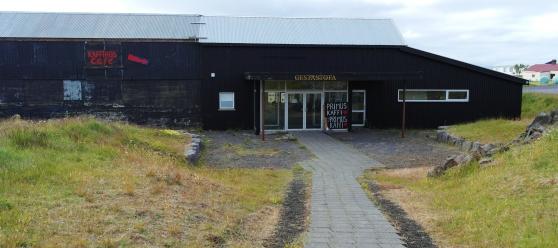 Snæfellsjökull Visitor Center