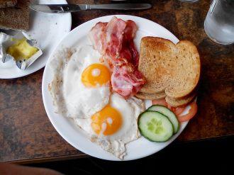 Breakfast in Asbergi