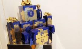 Eau D'Hadrien gift set display